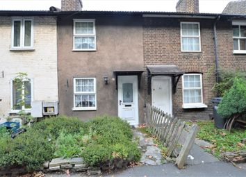 Thumbnail 2 bed terraced house for sale in Cross Road, Croydon