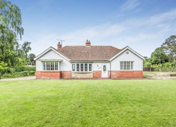 Thumbnail 2 bed detached bungalow for sale in Bawtry Road, Bessacarr, Doncaster