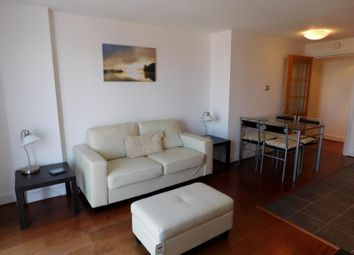 Thumbnail 1 bed flat to rent in Anson Court, The Canalside, Gunwharf Quays