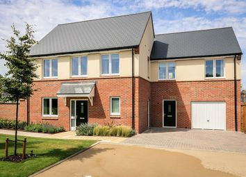 Thumbnail 5 bed detached house for sale in Banbury Road, Caversfield, Bicester