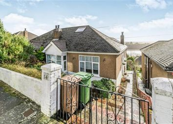 Thumbnail 3 bed semi-detached bungalow for sale in Fairview Avenue, Laira, Plymouth