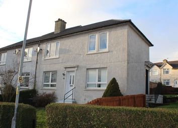 Thumbnail 1 bed flat for sale in Ash Road, Clydebank, West Dunbartonshire
