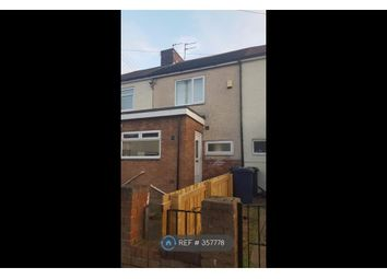 Thumbnail 2 bed terraced house to rent in Sidney Street, Boldon Colliery