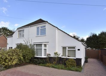 Thumbnail 3 bed semi-detached house for sale in Oakwood Road, Horley