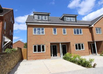 Thumbnail 3 bed end terrace house for sale in High Street, Eaton Bray, Dunstable