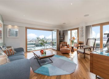 Thumbnail 2 bed flat for sale in Paper Mill Wharf, 50 Narrow Street, London