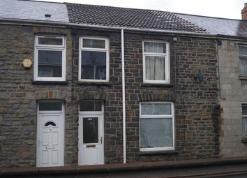 Thumbnail 3 bed terraced house for sale in Penrhiwceiber Road, Penrhiwceiber, Mountain Ash