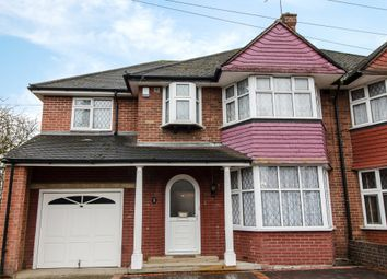 Thumbnail 5 bed semi-detached house for sale in Mallard Way, London