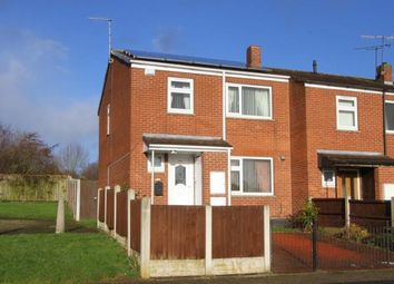 Thumbnail 3 bed town house for sale in Stringers Croft, Whiston, Rotherham, South Yorkshire