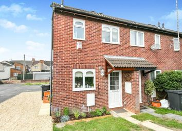 Thumbnail 2 bedroom end terrace house for sale in Amber Court, Colbourne Street, Swindon, Wiltshire