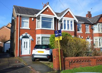 3 bed end terrace house for sale in Devonshire Road, Blackpool FY3
