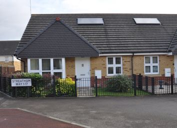 Thumbnail 2 bed bungalow for sale in Streatham Way, Off Mitcham Road, Hull
