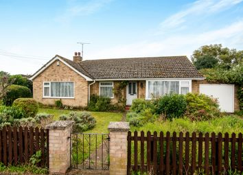 Thumbnail 3 bed detached bungalow for sale in St. Margarets Drive, Brandon