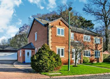 Thumbnail 5 bed detached house for sale in St. Bedes Court, Lanchester, Durham