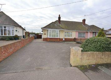 Thumbnail 2 bed semi-detached bungalow for sale in Mill Lane, Felixstowe