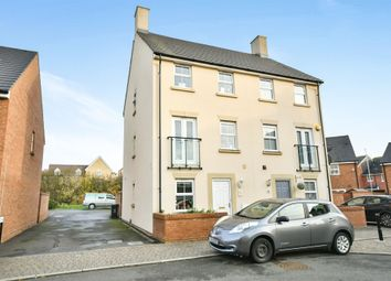 4 bed semi-detached house for sale in Horsley Close, Blunsdon, Swindon SN25