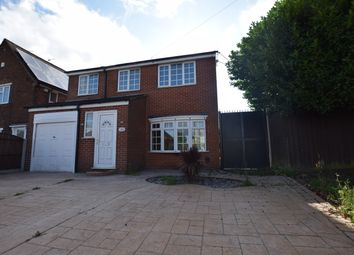 Thumbnail 4 bed detached house to rent in Hilltop, Oakwood, Derby