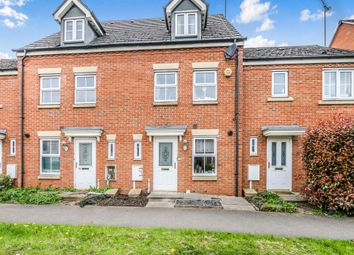 Thumbnail 3 bed terraced house for sale in Midland Road, Thrapston, Kettering