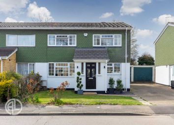 Thumbnail 4 bed semi-detached house for sale in Howards Wood, Letchworth Garden City