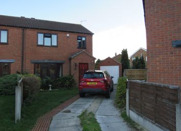 Thumbnail 3 bed semi-detached house for sale in Orchard Grove, Dunscroft, Doncaster