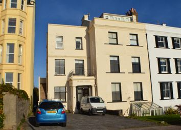 Thumbnail 2 bed flat to rent in Beacon Lodge, 3 Louisa Terrace, Exmouth