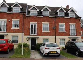 Thumbnail 4 bed town house to rent in Alderman Close, Beeston