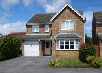 Thumbnail 4 bed detached house to rent in Bluebell Way, Thatcham