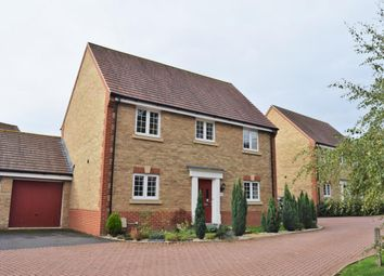 Thumbnail 4 bed detached house for sale in Popejoy Drive, Bagshot