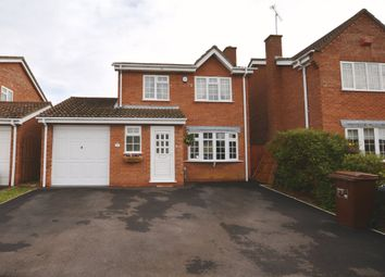 Thumbnail Detached house for sale in Rosemoor Drive, Northampton