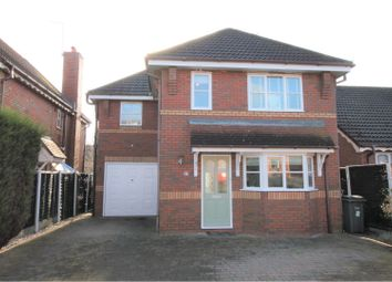 4 bed detached house for sale in Vaughan Road, Cleobury Mortimer, Kidderminster DY14