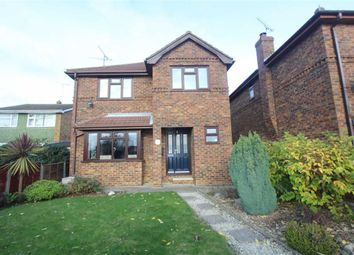 Thumbnail 4 bed detached house for sale in Anthony Close, Canvey Island, Essex