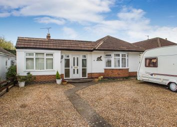 Thumbnail 3 bed detached bungalow for sale in Rectory Lane, Thurcaston, Leicester