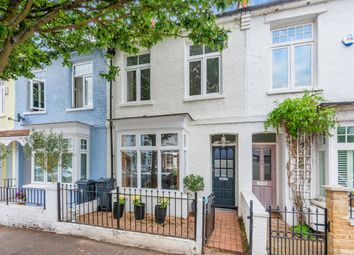 Thumbnail 3 bed terraced house for sale in Magnolia Road, Strand On The Green, Chiswick, London