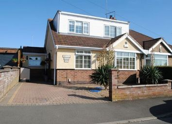 Thumbnail 3 bed semi-detached house for sale in Thornby Drive, Kingsthorpe, Northampton