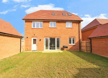 Thumbnail 5 bed detached house for sale in Ekman Close, Ebbsfleet Valley, Swanscombe