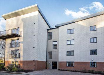 Thumbnail 2 bedroom flat for sale in Caldon Quay, Stoke-On-Trent