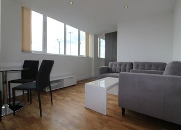 Thumbnail 2 Bed Flat To Rent In York Towers 383 Road Leeds