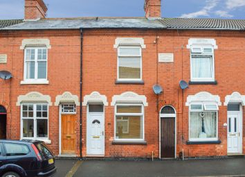 Thumbnail 2 bed terraced house for sale in Kirkdale Road, South Wigston, Leicester