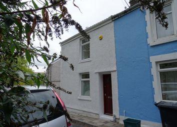 Thumbnail 2 bed end terrace house to rent in Abermorlais Terrace, Merthyr Tydfil