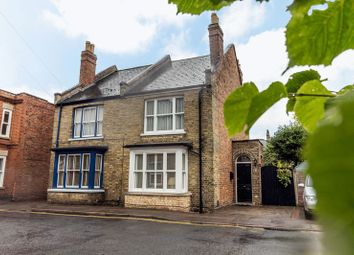Thumbnail 2 bed semi-detached house for sale in Euston Street, Huntingdon, Cambridgeshire.