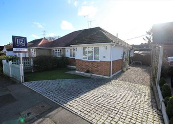Thumbnail 2 bed bungalow for sale in Whitby Avenue, Ingrave, Brentwood