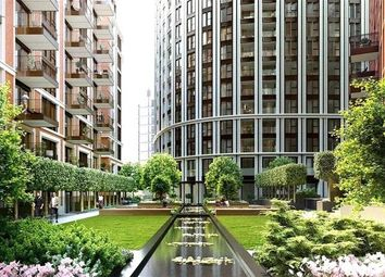 Thumbnail 1 bed flat for sale in Garrett Mansions, West End Gate, London