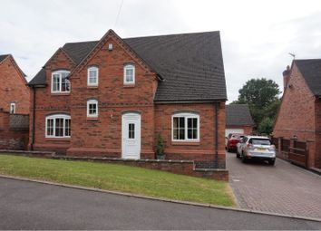 Thumbnail 5 bed detached house for sale in Zion Hill, Peggs Green