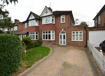 Thumbnail 3 bed semi-detached house for sale in Rokeby Gardens, Woodford Green, Essex