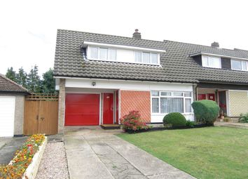 Thumbnail 2 bed semi-detached house for sale in Harrow Way, Watford