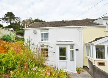 Thumbnail 2 bed cottage for sale in Rose Cottages, Church Street, Machen, Caerphilly