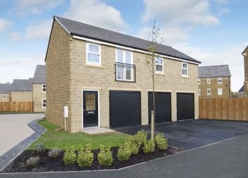 "Thumbnail 2 bed duplex for sale in ""Stevenson"" at Dunbar Way, Ashby-De-La-Zouch"