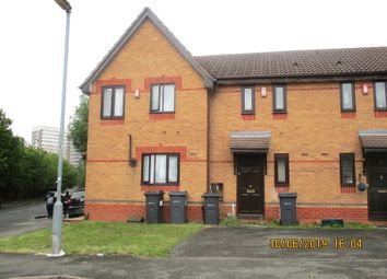 Thumbnail 1 bed terraced house to rent in Salstar Close, Aston