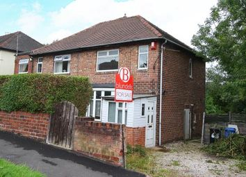 Thumbnail 2 bed semi-detached house for sale in 65 Lister Crescent, Gleadless, Sheffield