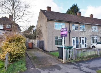 Thumbnail 3 bed end terrace house for sale in Prestwick Road, Watford